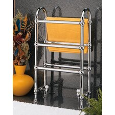 "<strong>Wesaunard</strong> Victorian 23.5"" Floor Mount / Wall Mount Electric Towel Warmer"