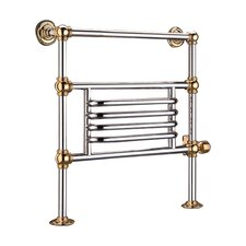 Baronial Floor Mount / Wall Mount Electric Towel Warmer
