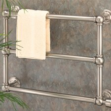 "<strong>Wesaunard</strong> Baronial 27.5"" Wall Mount Electric Towel Warmer"
