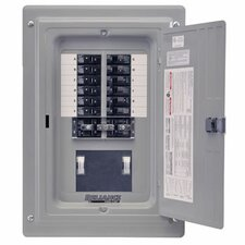 <strong>Reliance Controls</strong> TRC Prewired 12 Circuit Transfer Sub Panel / Link