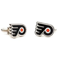 NHL Silver Plated Cufflinks