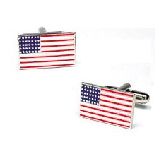Civil War Union Flag Cufflinks