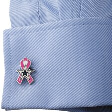 NFL Breast Cancer Awareness Cufflinks