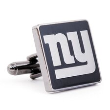NFL New York Giants Black Series Cufflinks