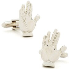 Star Trek Live Long and Prosper Cufflinks