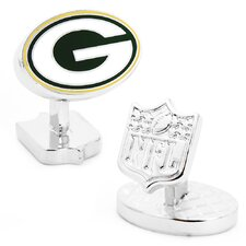 NFL Palladium Cufflinks