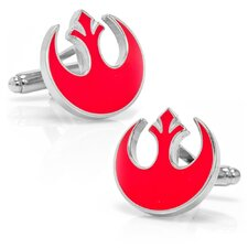 Rebel Symbol Cufflinks