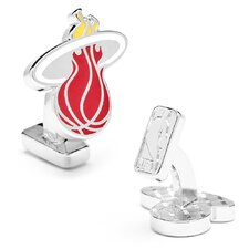 NBA Miami Heat Cufflinks