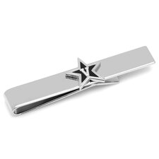 NCAA Silver Plated Tie Bar
