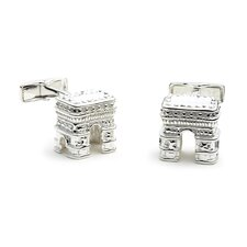 Arc De Triomphe Cufflinks