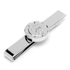 Poker Chip Tie Bar
