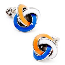 Double Ended Knot Cufflinks