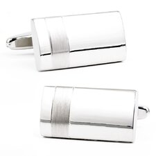Tonal Rectangle Cufflinks