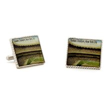 Yankee Stadium Stamp Cufflinks
