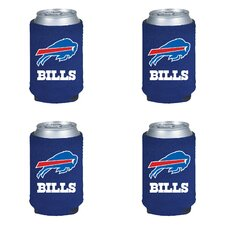 NFL Can Koosie (Set of 4)