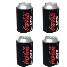 Coke Zero Can Caddie (Set of 4)