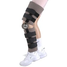 Post Operative Range of Motion Knee Brace