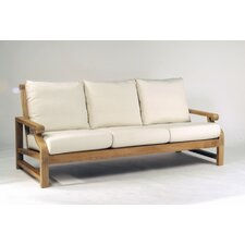 <strong>Kingsley Bate</strong> Nantucket Deep Seating Sofa with Cushions