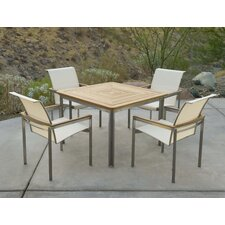 <strong>Kingsley Bate</strong> Tivoli 5 Piece Dining Set