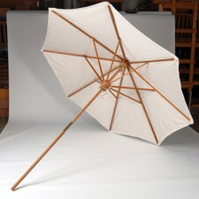 "<strong>Kingsley Bate</strong> 9' Umbrella, 1.5"" Pole"