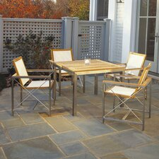 Tiburon Ibiza 5 Piece Dining Set