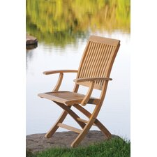 <strong>Kingsley Bate</strong> Monterey Folding Dining Side Chair