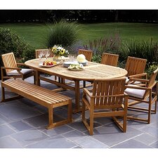 <strong>Kingsley Bate</strong> Nantucket 9 Piece Dining Set