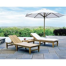 <strong>Kingsley Bate</strong> Amalfi Poolside Lounge Seating Group