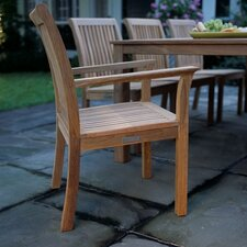 <strong>Kingsley Bate</strong> Chelsea Dining Arm Chair