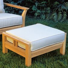 Mandalay Ottoman with Cushion