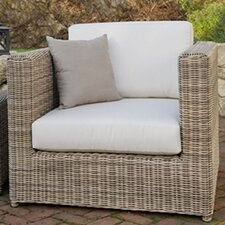 Sag Harbor Deep Seating Chat Chair