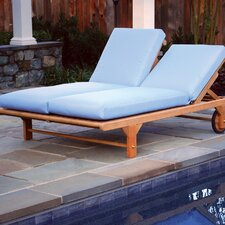 <strong>Kingsley Bate</strong> Nantucket Double Chaise Lounge