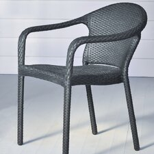 Café Stacking Dining Armchair