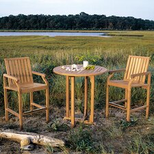 <strong>Kingsley Bate</strong> Essex 3 Piece Dining Set