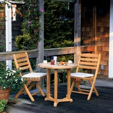 Gearhart 3 Piece Dining Set