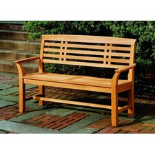 Mandalay Teak Garden Bench