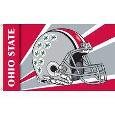 NCAA Helmet Design Traditional Flag