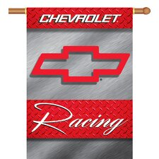 Chevy Racing 2-Sided Banner