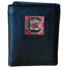 <strong>Siskiyou Products</strong> NCAA Executive Tri-Fold Wallet