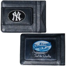 <strong>Siskiyou Products</strong> MLB Money Clip and Cardholder