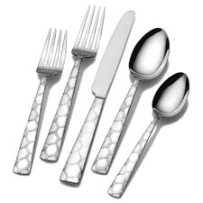 20 Piece Link Flatware Set