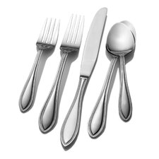 American Bead 20 Piece Flatware Set