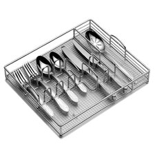 Mirage 45 Piece Flatware Set