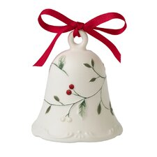 Winterberry Bell Ornament