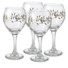 Winterberry Goblet (Set of 4)