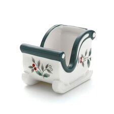 Sled Shaped Sweetner Holder