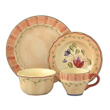 Napoli 16 Piece Dinnerware Set