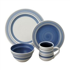 Rio 32 Piece Dinnerware Set