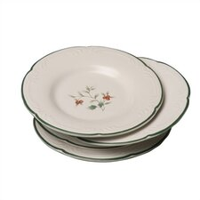 Winterberry Bread / Butter Plate (Set of 4)