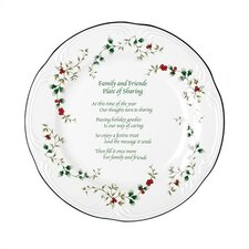 Winterberry Sharing Plate